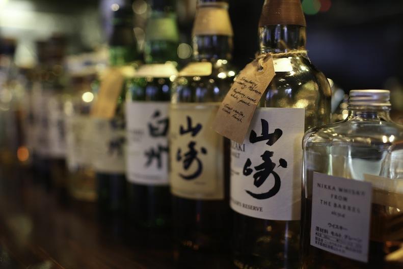 Tokyo Bird Whisky